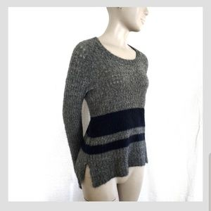 James Perse Wool & YAK Pullover Crewneck Sweater